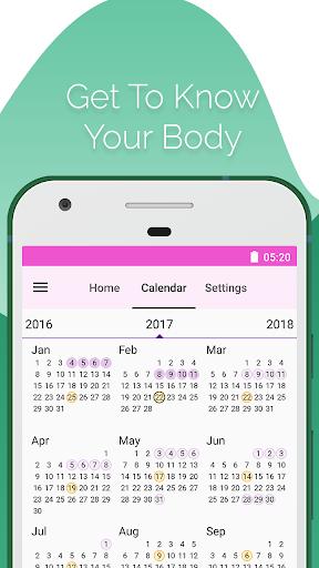 Period and Ovulation Tracker screenshot 7