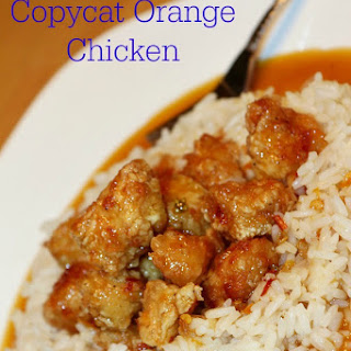 Panda Express Copycat Orange Chicken