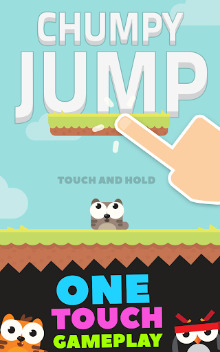 Chumpy Jump - screenshot