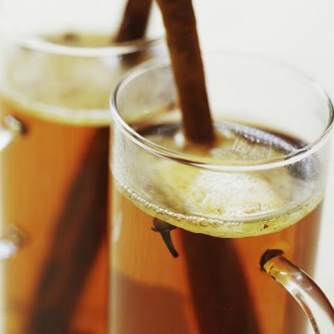 This Warming Hot Buttered Rum is Irresistible