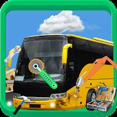 Bus Repair Mechanic Shop APK for Bluestacks
