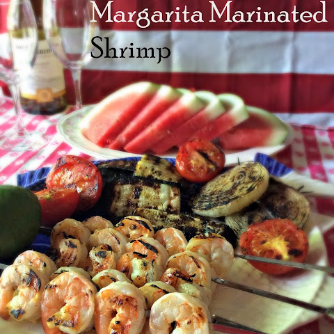 Margarita Marinated Shrimp