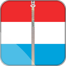 Luxembourg Zipper ScreenLock