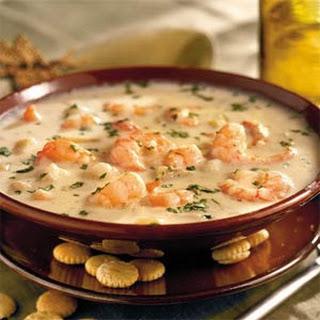 Shrimp Chowder Soup Recipes