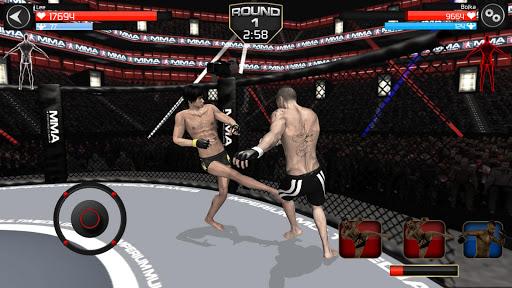 MMA Fighting Clash screenshot 7