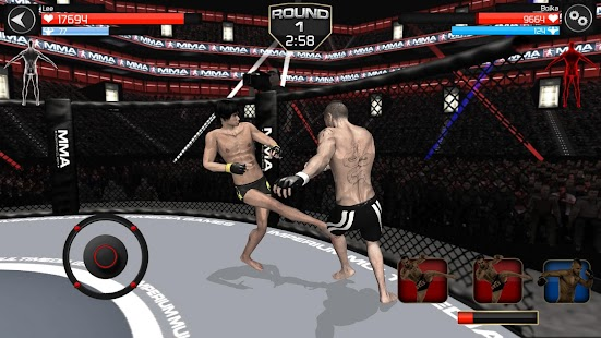 MMA Fighting Clash APK for Ubuntu