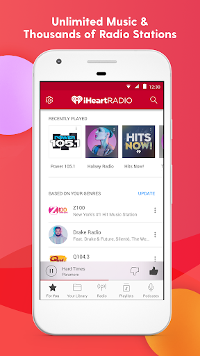 iHeartRadio - Free Music, Radio & Podcasts screenshot 5