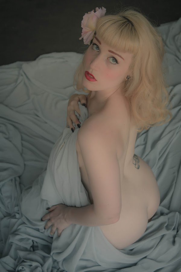 Covered by Mandy Harvey - Nudes & Boudoir Boudoir ( model, nude, photography, portrait, soft )
