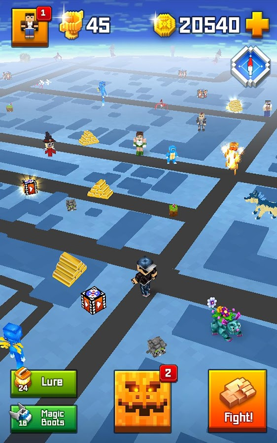 Pixelmon GO - catch them all! Screenshot 13