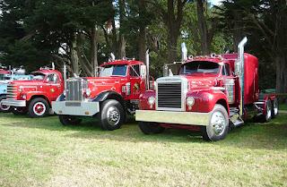 American Truck Historical Society Australian