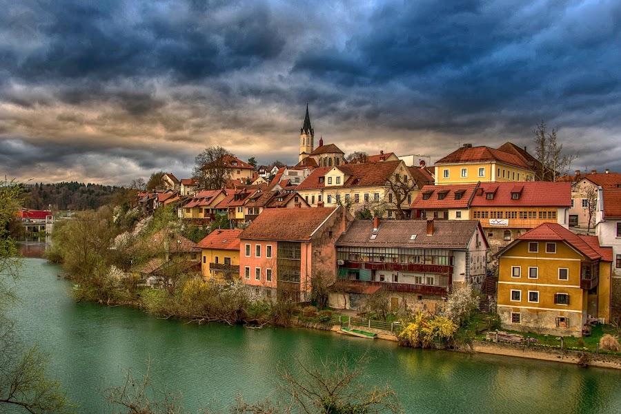 by Joško Šimic - City,  Street & Park  Vistas (  )