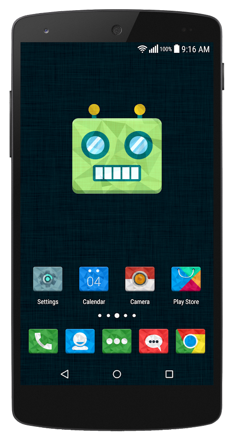 Rectron Icon Pack Screenshot 4