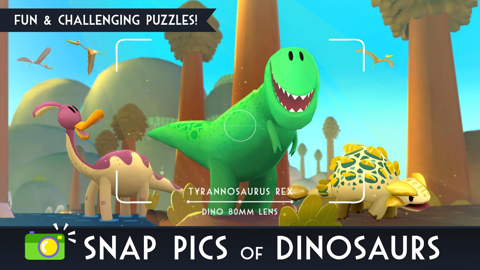 Jurassic GO Screenshot 5