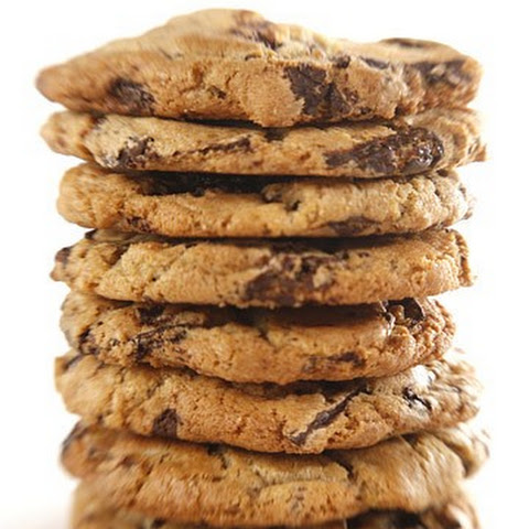 Jacques Torres's Secret Chocolate Chip Cookies