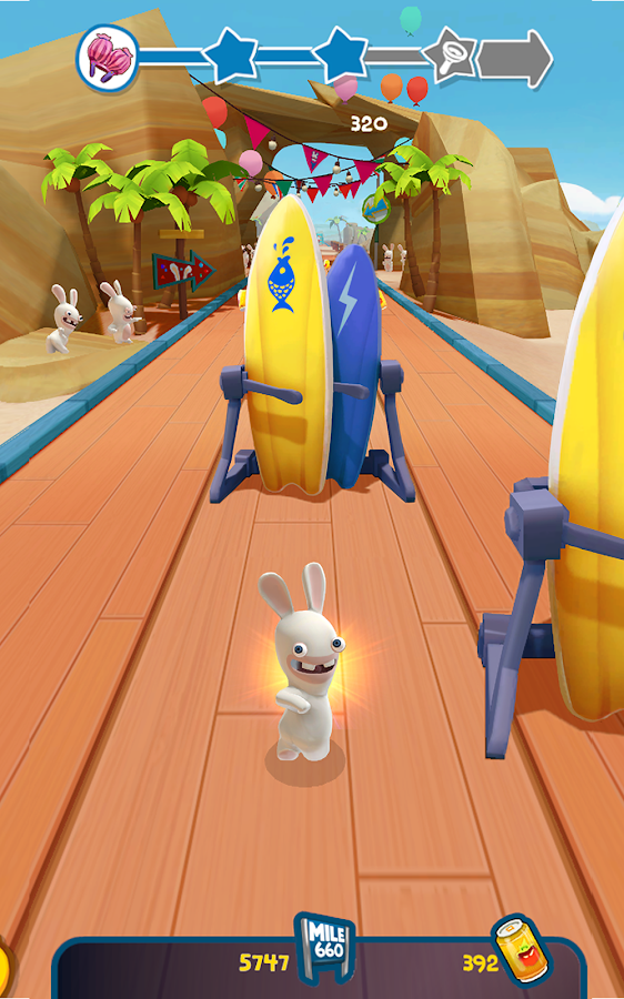 Rabbids Crazy Rush Screenshot 11