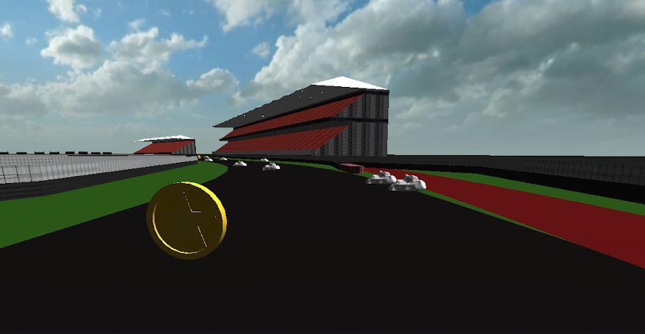 android Angel Mcqueen Racing Game Screenshot 2