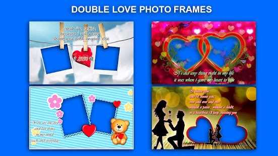 Romantic Love Photo Frames APK for Bluestacks