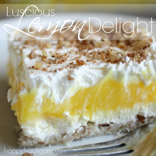 Lemon Delight Dessert Pudding Recipes