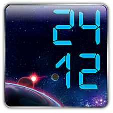 24/12 Astro Clock for Gear Fit