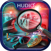 Police detective hidden object games – crime scene