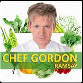App Chef Gordon Ramsay Recipes HD apk for kindle fire