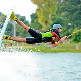 LAKE TELAVIV by Sadam Abdullah - Sports & Fitness Watersports ( watersports, sports&fitness )