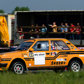 by Pavel Vrba - Sports & Fitness Motorsports ( cars, rally show, rally )