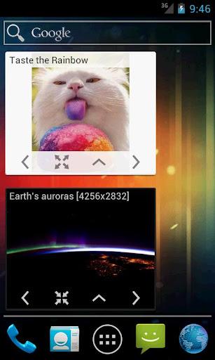 aww: reddit pictures widget screenshot 1