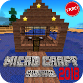 10.  Micro Craft 2018: Survival Free