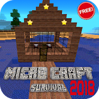 Micro Craft 2018: Survival Free pour PC (Windows / Mac)