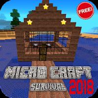 Micro Craft 2018: Survival Free pour PC (Windows / Mac)