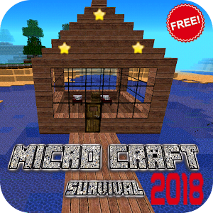 Micro Craft 2018: Survival Free the best app – Try on PC Now