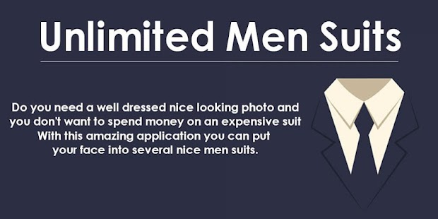 Unlimited Man Suit Fashion - screenshot