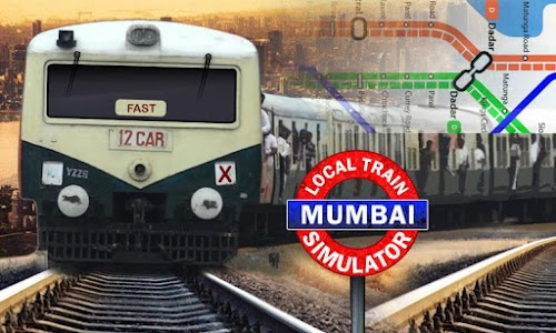 Train Simulator - Mumbai Local APK