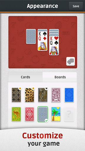 Solitaire - Patience Card Game - screenshot