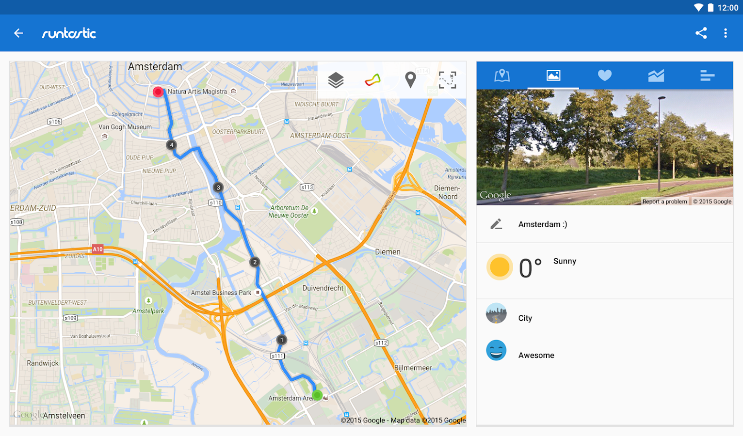 Runtastic PRO Running, Fitness Screenshot 6