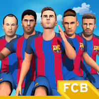 FC Barcelona Ultimate Rush For PC (Windows And Mac)