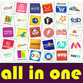 Download All in one shopping app India APK to PC