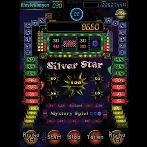 Cover art Silverstar von Sonderspiele