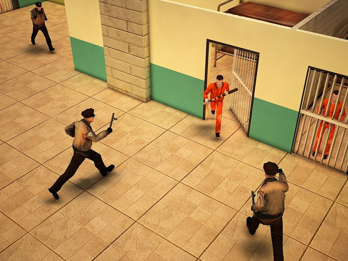 Hard Time Prison Escape 3D Screenshot 8