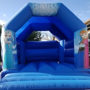 Disney Disneys Frozen Bouncy Castle for Hire
