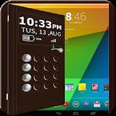Modern Door Lock Screen APK for Bluestacks