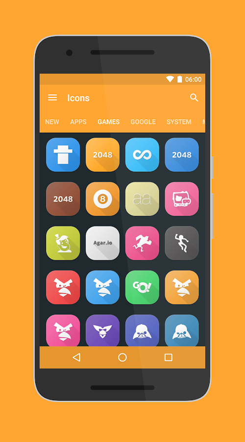 Toca UI - Icon Pack Screenshot 3