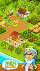 Farm Town: Happy farming Day & top farm game City Apk Download Free for PC, smart TV