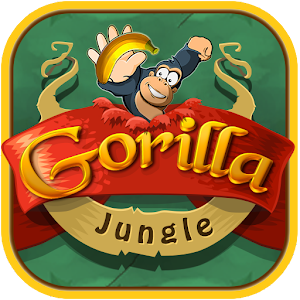Gorilla King Jungle