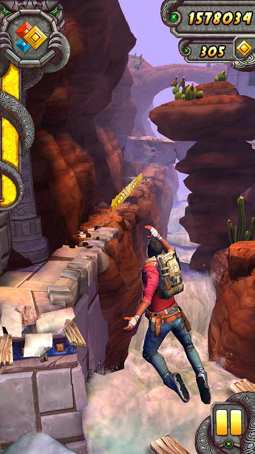Temple Run 2: captura de tela