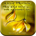 Inspirational Morning Wishes Icon