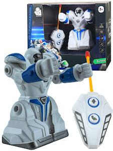 Игрушка Робот, радиоуправляемая, Серии Город Игр, GN-12612