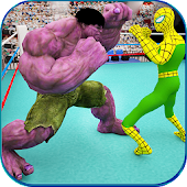 Free Monster Superhero Ring Battle APK for Windows 8