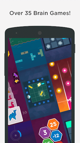 Peak – Brain Games & Training Android App Screenshot